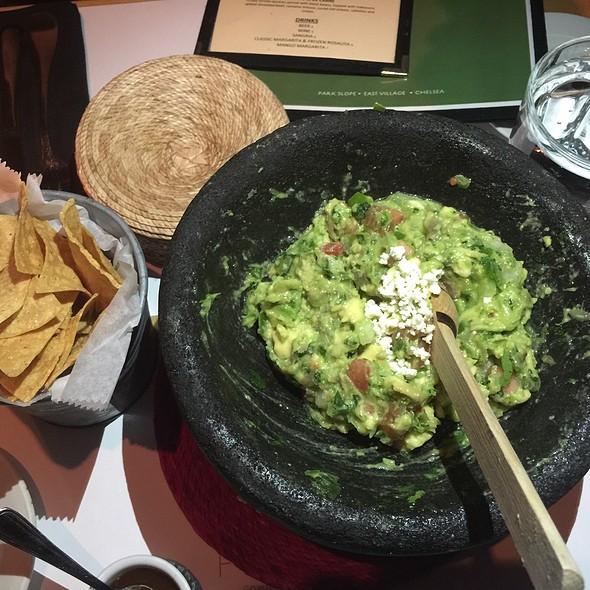 Guacamole and Chips - Fonda - East Village, New York, NY