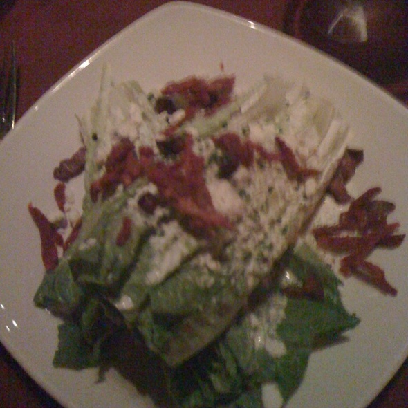 Wedge Salad - Firefly Grill & Wine Bar, Encinitas, CA