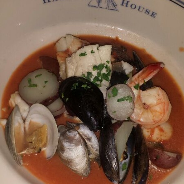 Cioppino - Harbor House, Milwaukee, WI