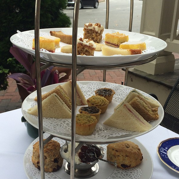 Afternoon Tea - Reynolds Tavern, Annapolis, MD