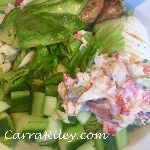 Seafood Cobb Salad - EDGE Restaurant & Bar, Denver, CO