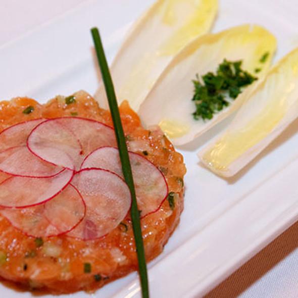 Salmon Tartare - Alexandre & Fils, Montreal, QC