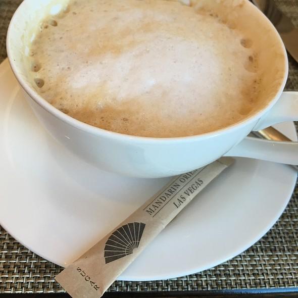 Cappuccino - MOzen Bistro - Mandarin Oriental, Las Vegas, Las Vegas, NV