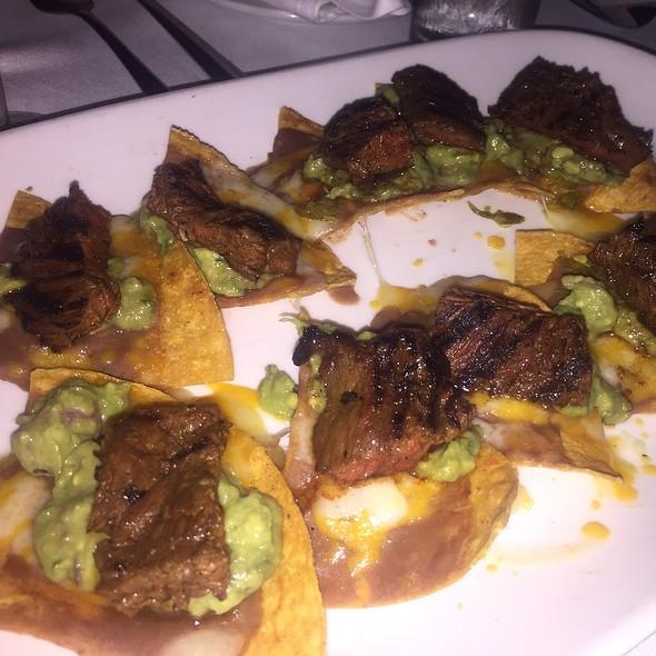Steak Nachos - El Rio Grande, New York, NY