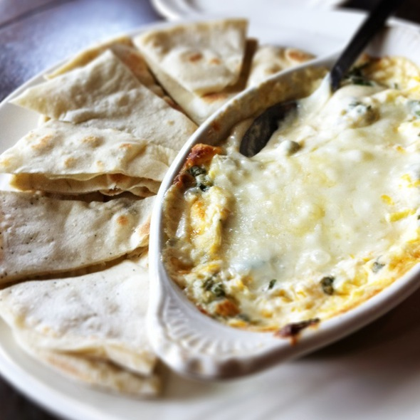 Spinach And Artichoke Dip - Bastone Brewery, Royal Oak, MI