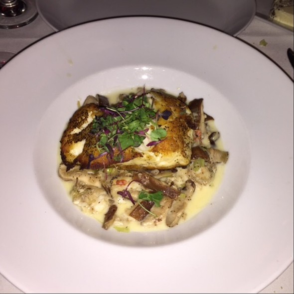 Sea bass - Jeff Ruby's - Louisville, Louisville, KY