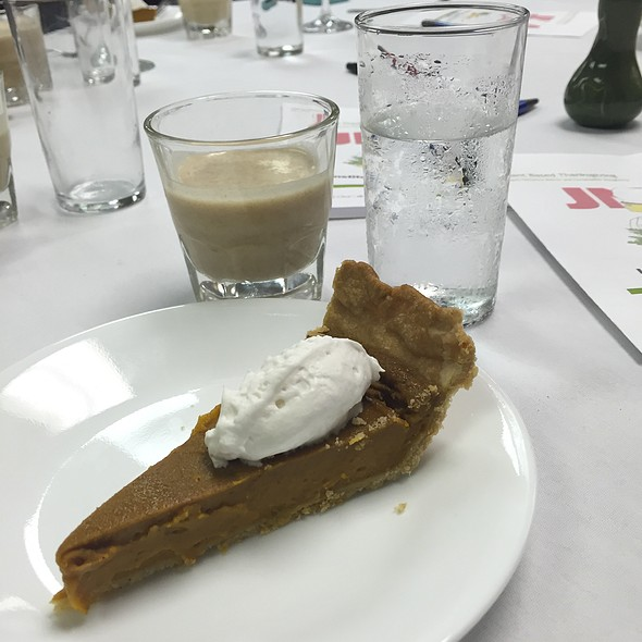 Vegan Pumpkin Pie - JNA Institute of Culinary Arts, Philadelphia, PA