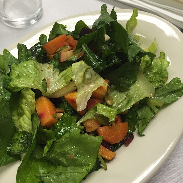 Harvest Salad - JNA Institute of Culinary Arts, Philadelphia, PA