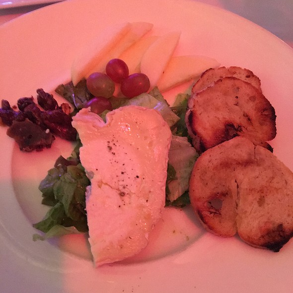 Boucheron Cheese Plate - Bistro St. Tropez, Philadelphia, PA