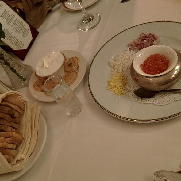 Caviar - Russia House Restaurant - Herndon, Herndon, VA