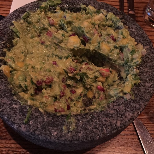 Guacamole - Mesa Modern Mexican, Easton, PA