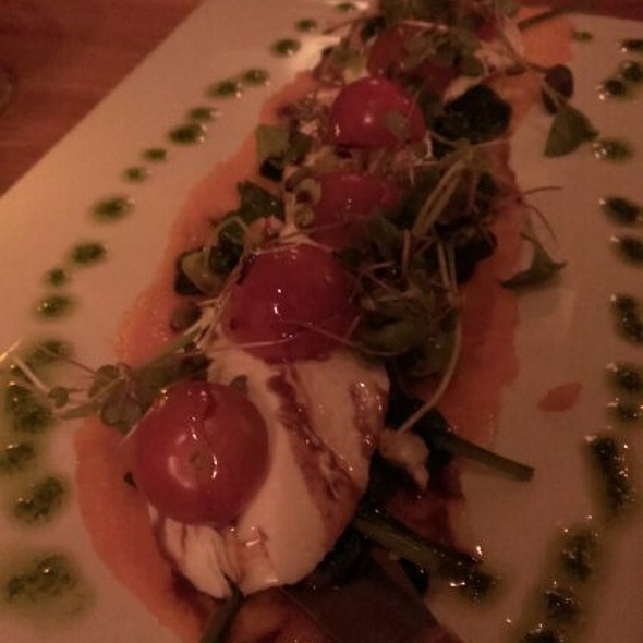 Fresh Mozzarella Arugala Pisachio Salad - Basi Italia, Columbus, OH
