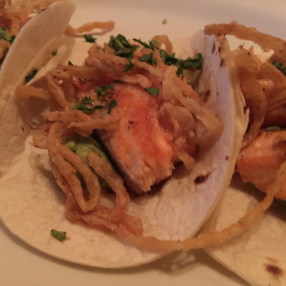 Salmon Tacos - Mesa Modern Mexican, Easton, PA