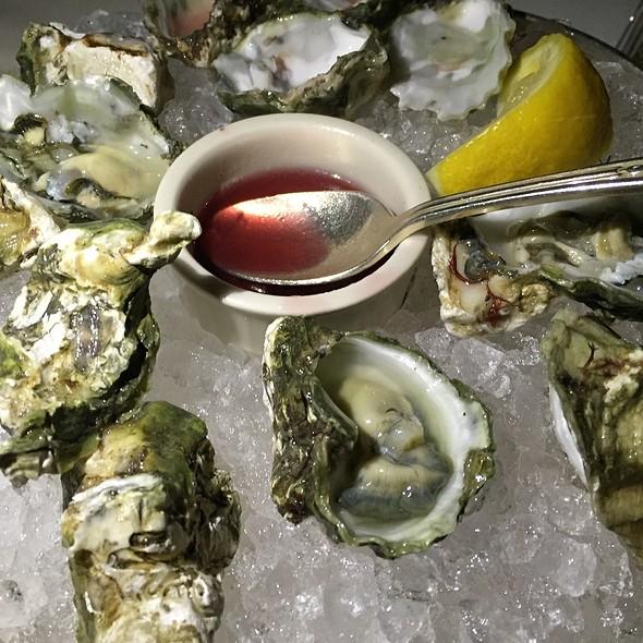 Kumomoto Oysters - El Gaucho - Seattle, Seattle, WA