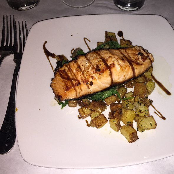 Salmon - North Star American Bistro-Brookfield, Brookfield, WI