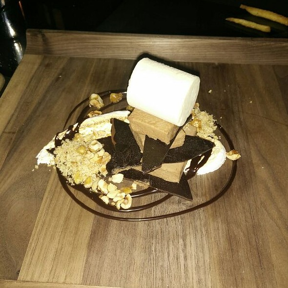 smores - Seasons Restaurant - Four Seasons Washington DC, Washington, DC