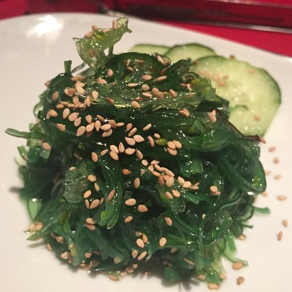 Crispy Seaweed Salad - Gyu-Kaku - Beverly Hills, Beverly Hills, CA