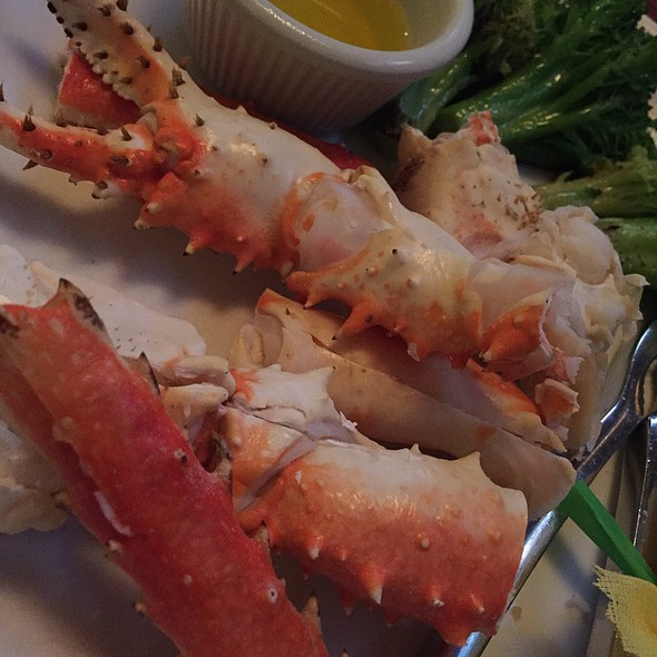King Crabs  - Chris Michael's Steakhouse, Woodbridge, NJ