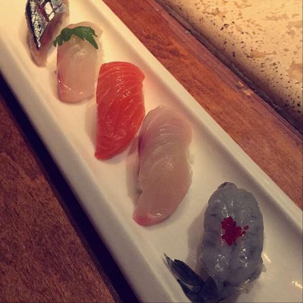 Nigiri Omakase - Kiji Sushi Bar and Cuisine, San Francisco, CA