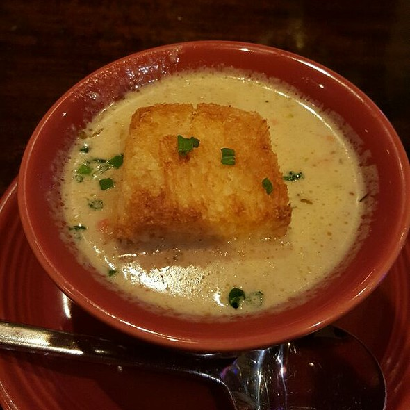 Clam Chowder - Margaux, Seattle, WA
