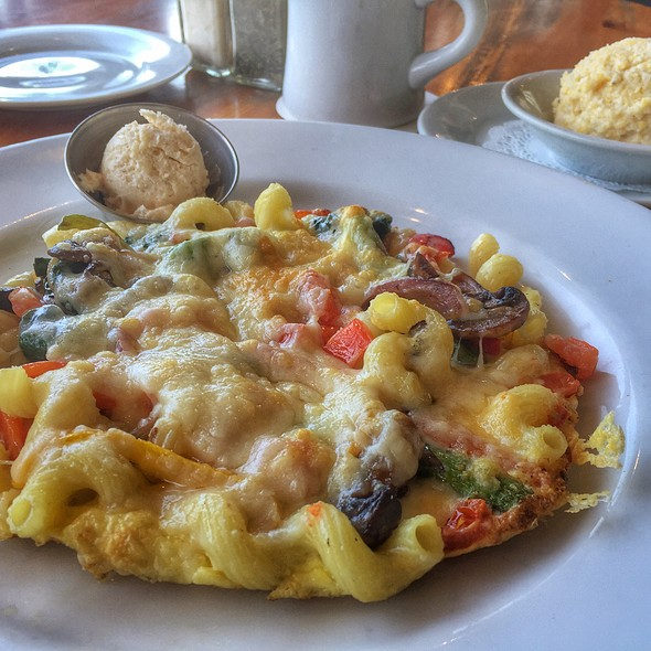 Farmer's Casserole - Boathouse at Breach Inlet, Isle Of Palms, SC