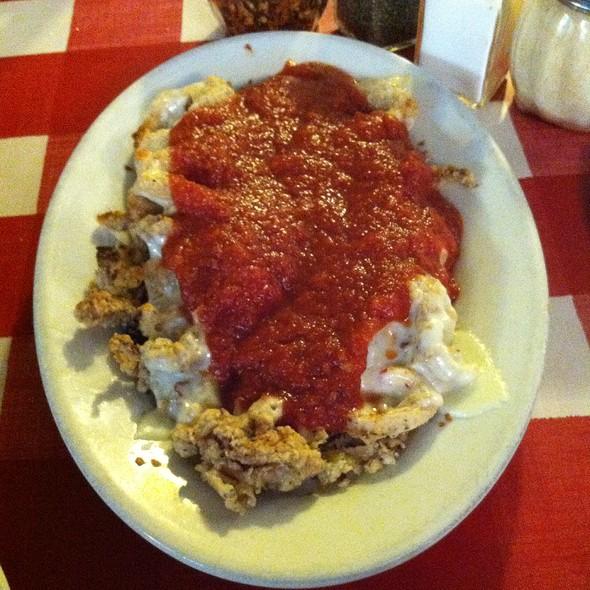 Calamari Joes Style - Mama Louisa's Italian Restaurant, Tucson, AZ