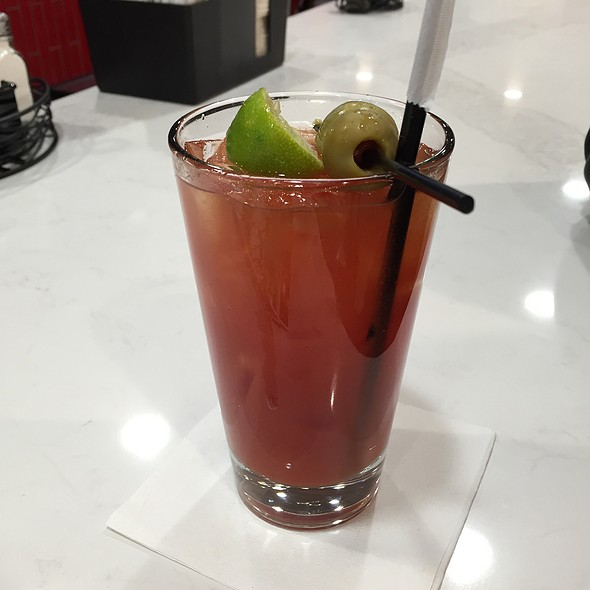 Bloody Mary - American Tap Room - Reston, VA, Reston, VA