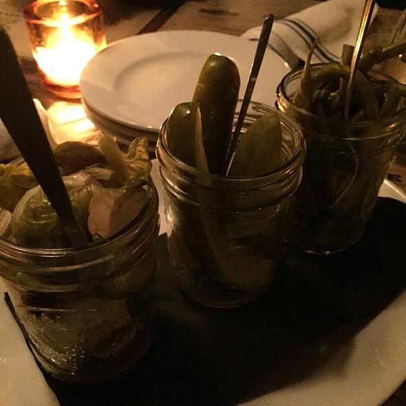 Pickles - Boulton and Watt, New York, NY