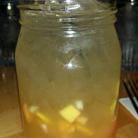 White Sangria - Grady's Grille, Homewood, IL