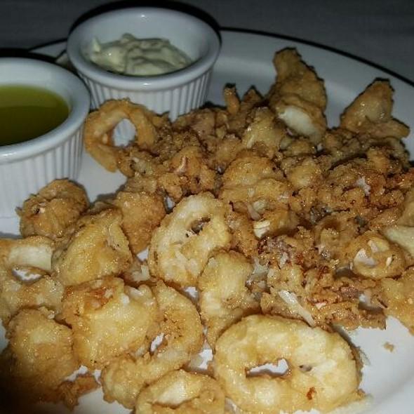 Calamari - Lucio's BYOB & Grill, Houston, TX