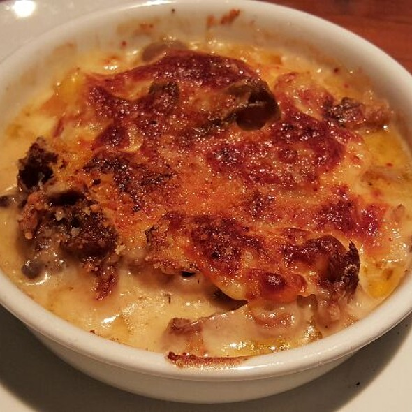 Butternut Squash And Mushroom Gratin - Triniti, Houston, TX