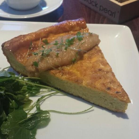 Tortilla Espanola - Black Pearl Restaurant, Denver, CO