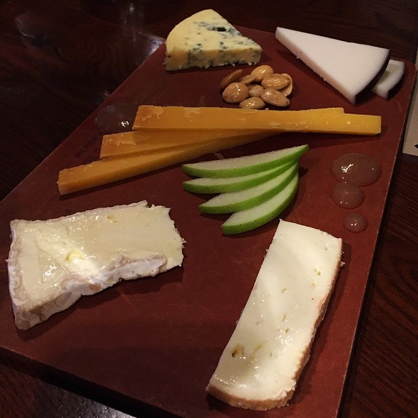 Mediterranean Cheese Plate - Marion Street Cheese Market, Oak Park, IL