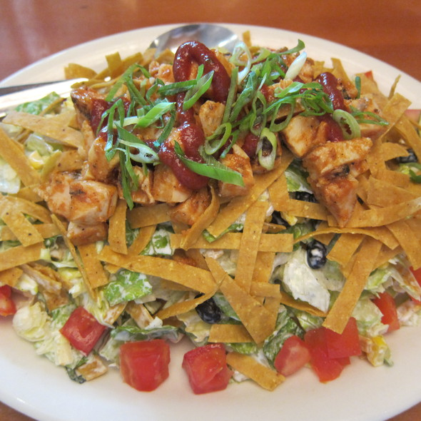 California Pizza Kitchen Dallas: California Pizza Kitchen Cpk Cobb Salad Recipe