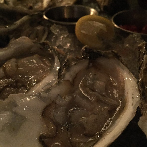 Oysters! - The Hamilton Inn, Jersey City, NJ