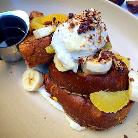 French Toast - The Gage, Chicago, IL