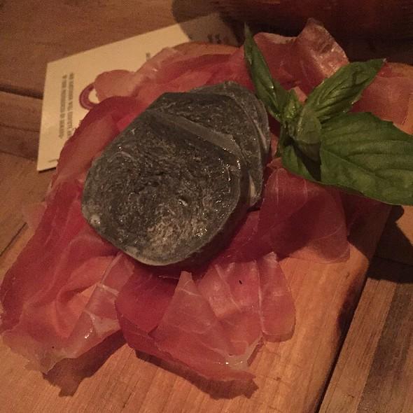 Black Buffalo Mozzarella - Bocca di Bacco (Hell's Kitchen - 54th St.), New York, NY