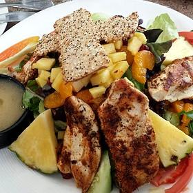 Caribbean Chicken Salad - Adelphia Restaurant, Deptford, NJ