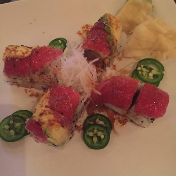 Hokey Poke Roll - Pure Sushi Scottsdale, Scottsdale, AZ