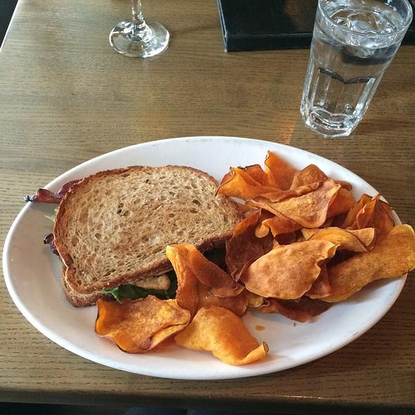 Fried Egg BLT - Big Grove Tavern, Champaign, IL
