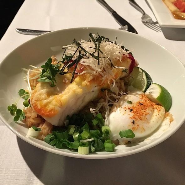 Pescado Parmesano - Mango Peruvian Restaurant, St. Louis, MO