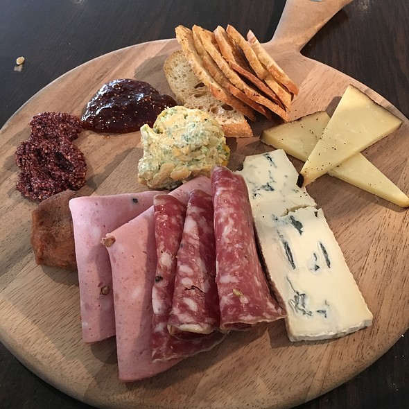 Charcuterie And Cheese Board - Jasper's Corner Tap and Kitchen, San Francisco, CA