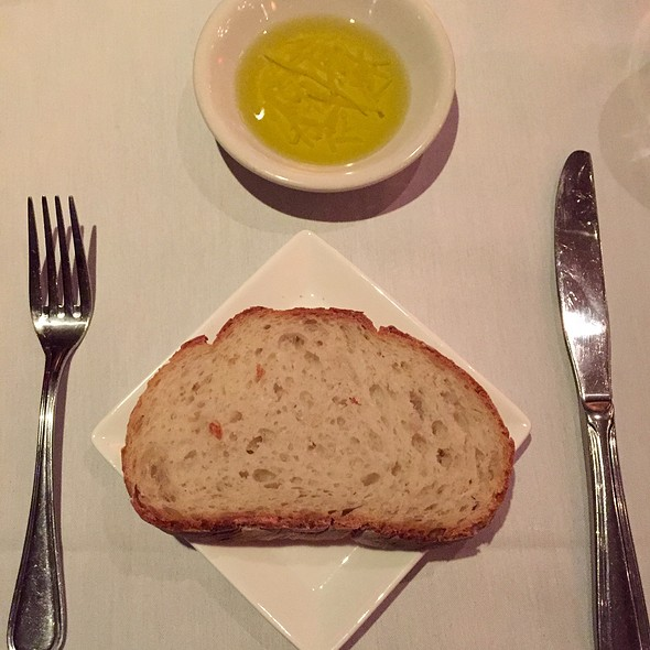Bread & Olive Oil - Ristorante Piccolo, Washington, DC