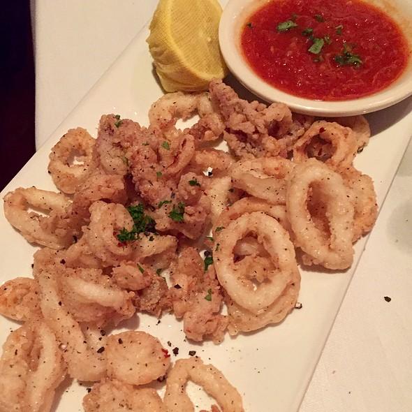 Calamari Fritti - Ristorante Piccolo, Washington, DC