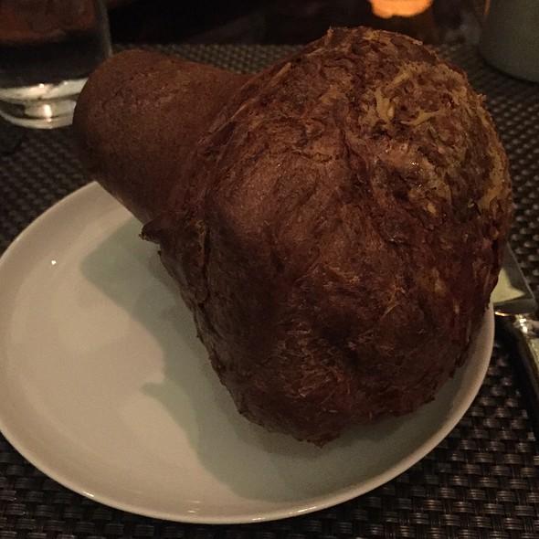 Gruyere Popovers - BLT Steak Charlotte, Charlotte, NC