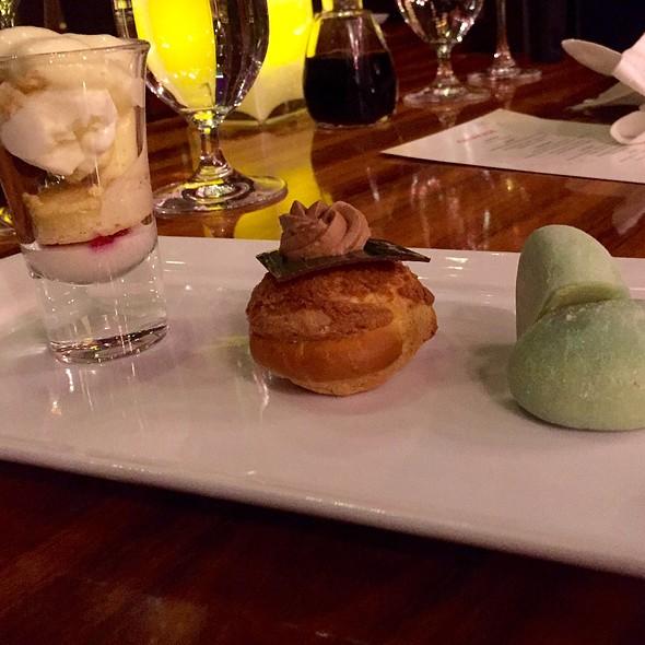 Dessert Tasting - Shibuya - MGM Grand, Las Vegas, NV