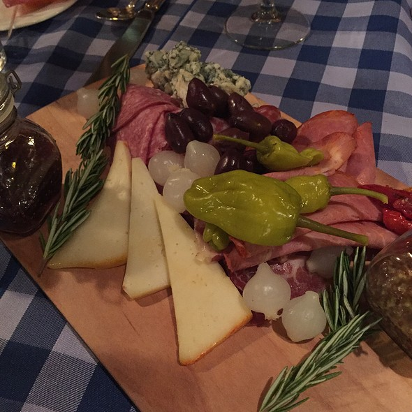 Charcuterie And Cheese Plate - Ship Tavern at the Brown Palace, Denver, CO