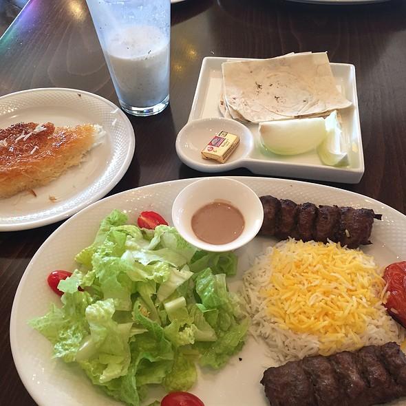 Koobideh - Yekta Kabobi Restaurant, Rockville, MD