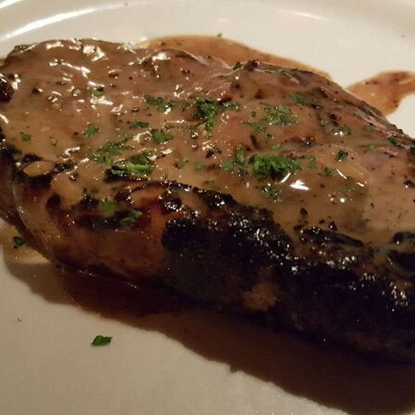 New York Strip - Tony Mandola's, Houston, TX