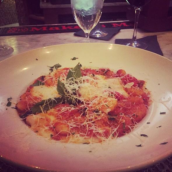 Gnocci al Forno  - Carpaccio Tuscan Kitchen, Annapolis, MD